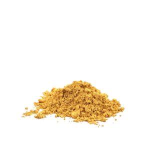 bild på pigmentet guldocker joles