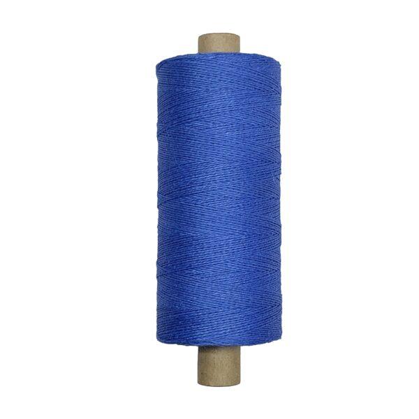 produktbild på lingarn blå