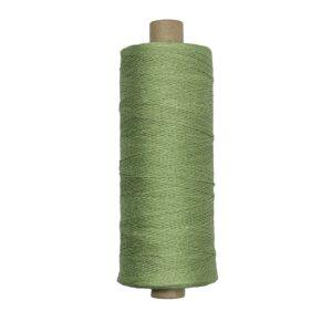 produktbild på bockens lingarn 16/2 grön