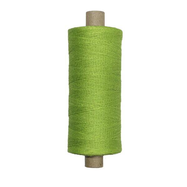 produktbild på bockens lingarn 16/2 ljusgrön
