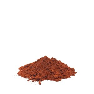 bild på pigmentet terra pozzuoli