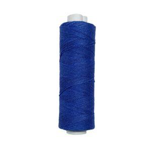 produktbild på bockens lingarn 35/2 klarblå