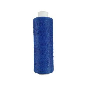 produktbild på bockens lingarn 60/2 klarblå