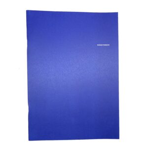 produktbild på mönsterbok