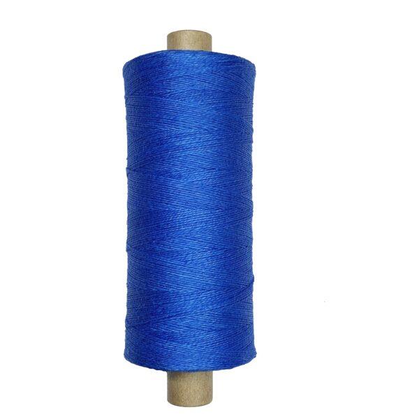 produktbild på bockens lingarn klarblå 137