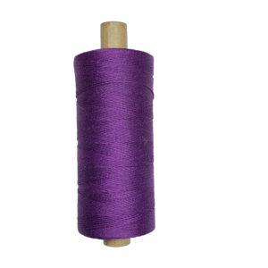 produktbild på bockens lingarn purpur 485