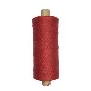 produktbild på bockens lingarn röd 517