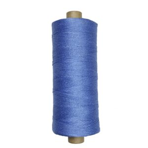 produktbild på bockens lingarn ljusblå 731